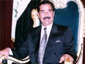 Saddam Hussein Bedroom