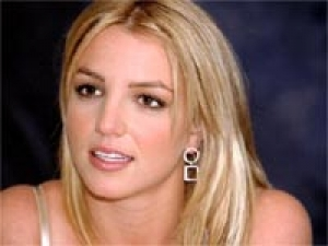 Britney Spears Oxygen Chamber