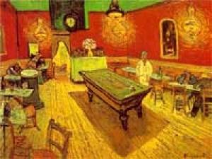Vladmir Lenin Van Gogh