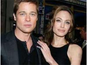 Angelina Jolie Brad Pitt Donation