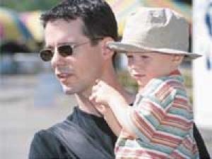 Children Education Fathers
