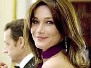 Carla Bruni Sarkozy Philanthropist