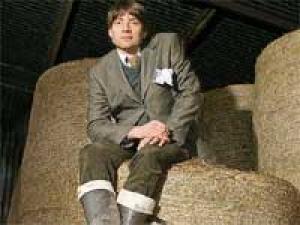Royal Cheese Blur Rocker Alex James