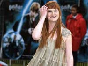 Bonnie Wright Fashion