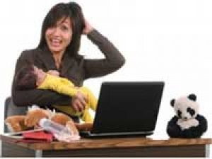 Baby Stress New Parent
