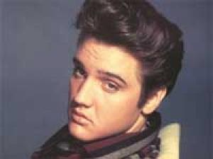 Elvis Presley Hair