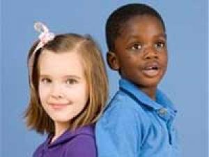 Racial Stereotype Children