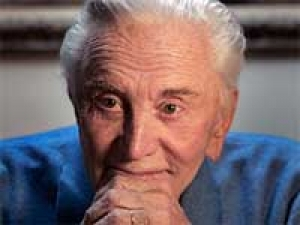Kirk Douglas Thanksgiving Homeless Women