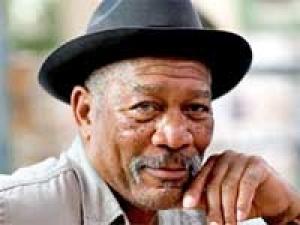 Morgan Freeman Private Plane
