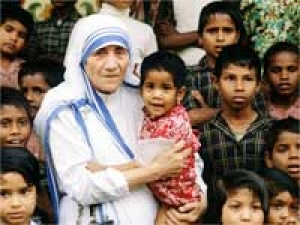 Service Greatest Prayer Mother Teresa