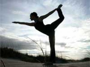 Yoga Practices American Athletes