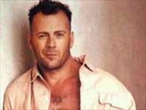 Bruce Willis Underpants