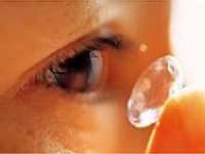 Vitamin Contact Lense Glaucoma
