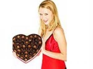Chocolate Dress Fashion Show