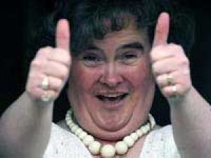 Susan Boyle Compares Whistlers Mother