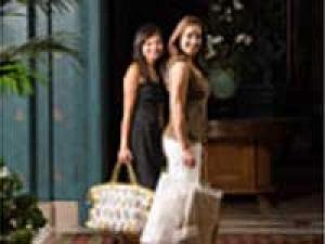 Women Eight Years Shopping