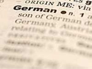 Croation Teen Coma Speaking German