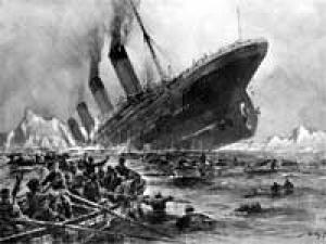 Letter Titanic Passenger