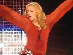 Madonna Dolce And Gabbana