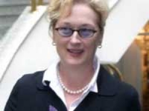 Meryl Streep Barnard Medal Award