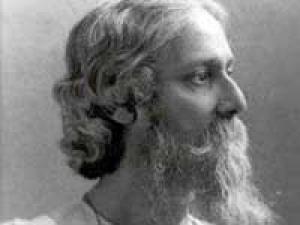 Rabindranath Tagore Statue China