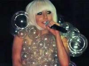 Gaga Topped Social Networking