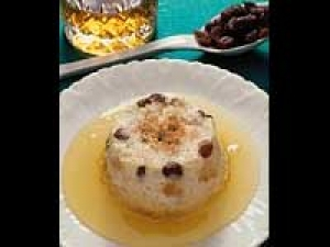 Bread Pudding Special