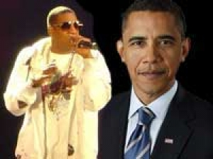 Jay Z Supports Barack Obama