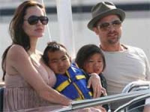 Angelina Jolie Verbally Abused