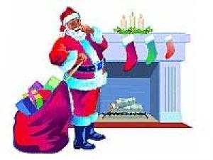 Why Is Santa Claus Called Santa Claus