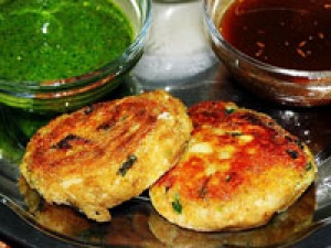 Aloo Tikki Indian Appetizer Recipes 020111 Aid