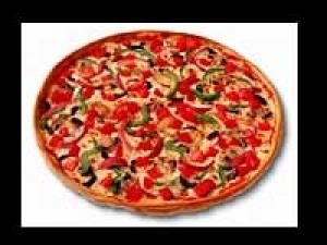 Desi Homemade Pizza Veggie Pizza 230211 Aid