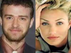 Justin Timberlake Cameron Diaz Romance 280211 Aid