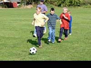 Physical Benefits Outdoor Playing 090311 Aid