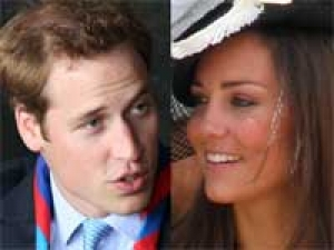 Royal Couple Honeymoon 020511 Aid