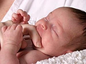 Common Baby Behaviour