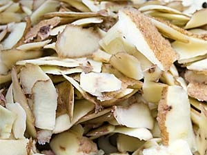 Vegetable Peels Safe Eat