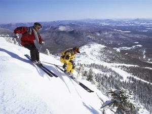 Ski Destination Top