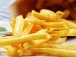 Garlic Potato Fries Recipe