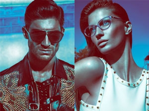 Versace Eye Wear Collection