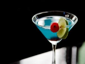 Blue Lagoon Cocktail Vday