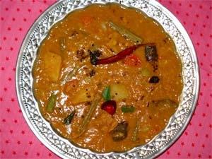 Kerala Smabhar Recipe