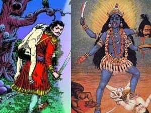 Vampires India Hindu Mythology