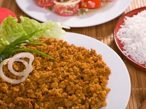 Kheema Kaleji Recipe