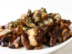 Mushroom Chilli Recipe