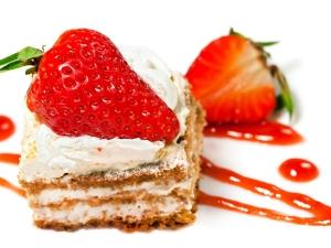 Strawberry Almond Shortcake Recipe