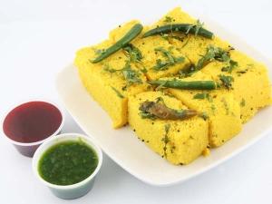 Gujrati Dhokla Recipe