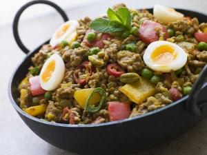 Egg Kheema Recipe Ramzan