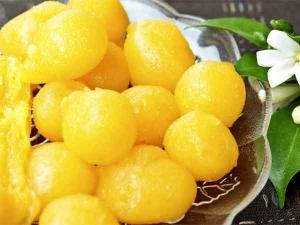 Mustard Pickled Eggs Recipe