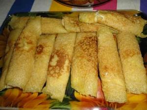 Patishapta Bengali Sweets Recipe